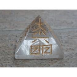 Mini Piramide di cristallo...