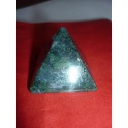 Piramide di cristallo AGATA...