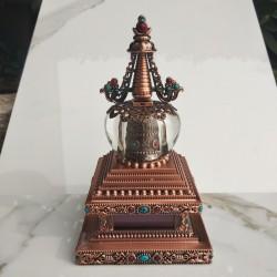 arte orientale statua STUPA...
